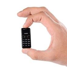 ZANCO 2pcs Tiny T1 World Smallest Feature Cell Phone Unlocked Basic Mini
