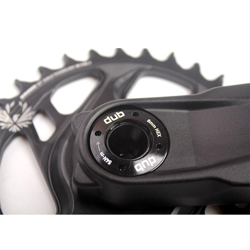 SRAM GX Eagle MTB Cranksets DUB 12Speed 32T//34T 170mm//175mm