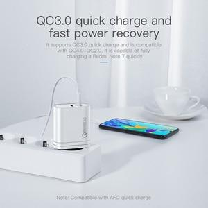 Image 5 - KUULAA adapter USB, przenośny adapter do ładowarka USB, 36 W, technologia Quick Charge 4.0, PD 3.0, USB C, tryb szybkiego ładowania, do urządzeń iPhone, Xiaomi