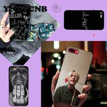 YNDFCNB Rap singer Lil Peep Phone Case for iPhone 8 7 6 6S Plus X XS MAX 5 5S SE XR 11 11pro promax(China)