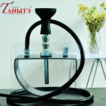 Hookah Shisha Oduman Hose Tongs Bowl Tobacco Water-Pipe Charcoal Chicha Acrylic Narguile