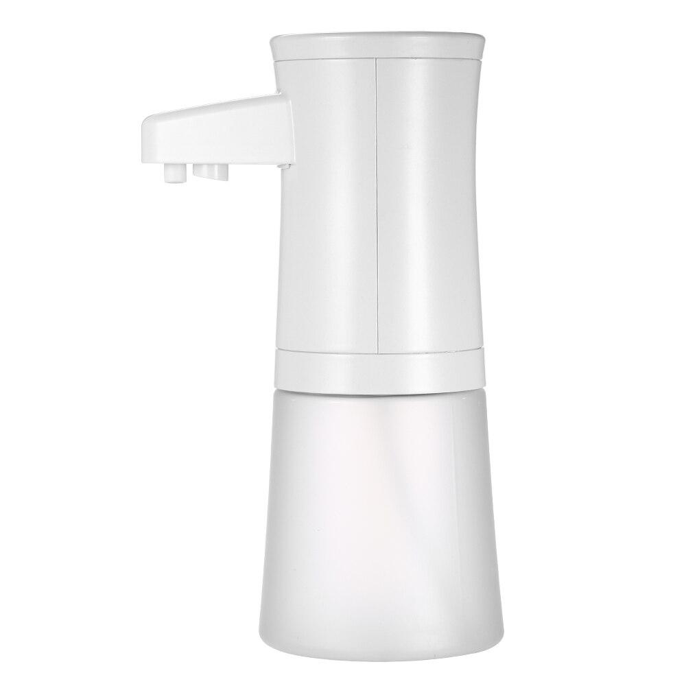 Hot 350ML Automatic Foaming Soap Dispenser Touchless Hand Soap Dispenser Liquid Shampoo Shower Gel Foam Pump for Bathroom Kitche