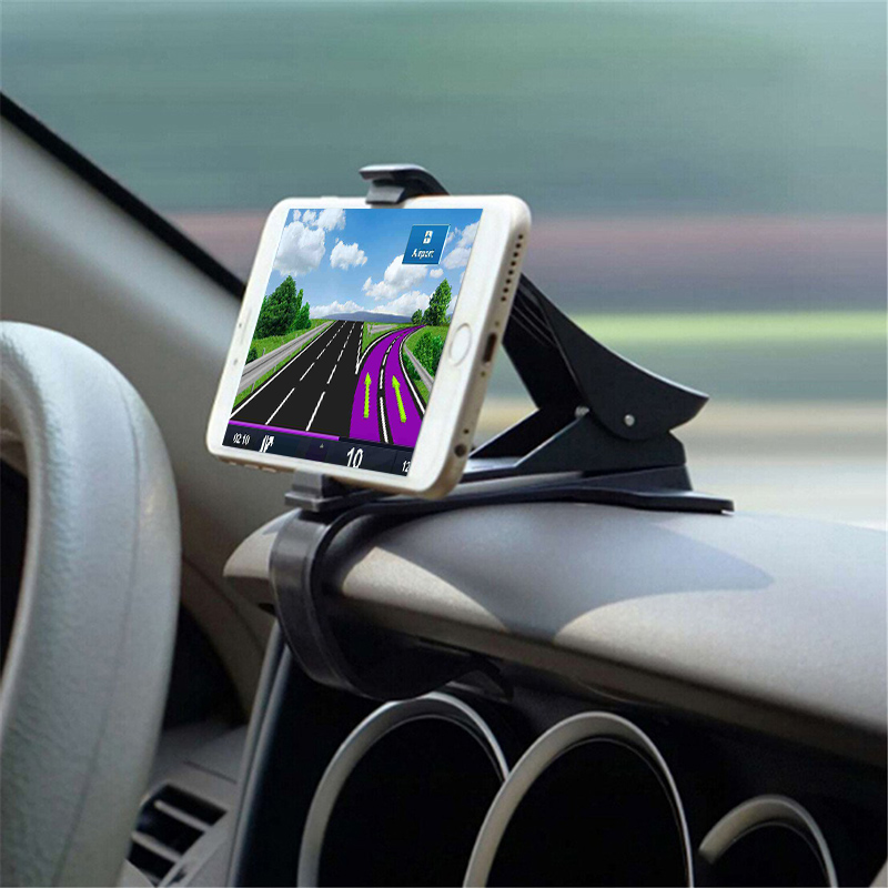 Universal Car mount Mobile Phone Dashboard Mount Holder Stable Base Stand HUD Design Cradle for Cell Phone GPS