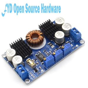Image 2 - 1pcs LTC3780 DC DC 5 32V to 1V 30V 10A Automatic Step Up Down Regulator Charging Module Power supply module