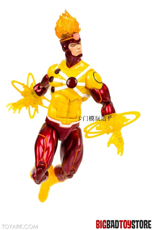 Nouveau DC52 les légendes Flash de demain flèche série firestaurm PVC figurine modèle jouets pour enfants cadeaux - 4