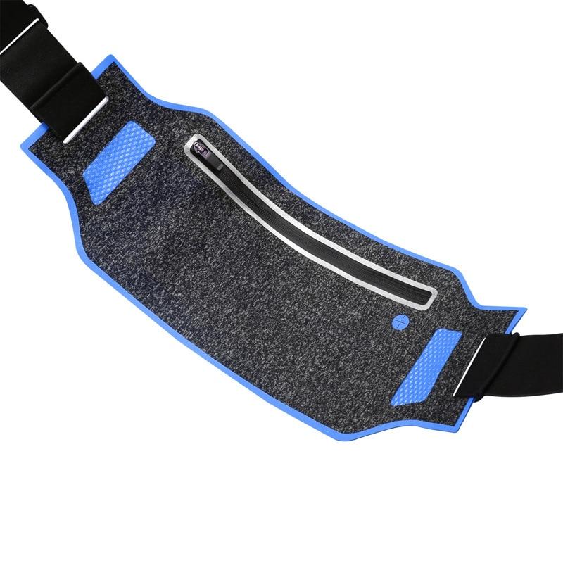 Outdoor Lycra Ultra-Thin Waist Pack Multi-functional Riding Mountain Climbing Running Yoga Sports Waist Pack