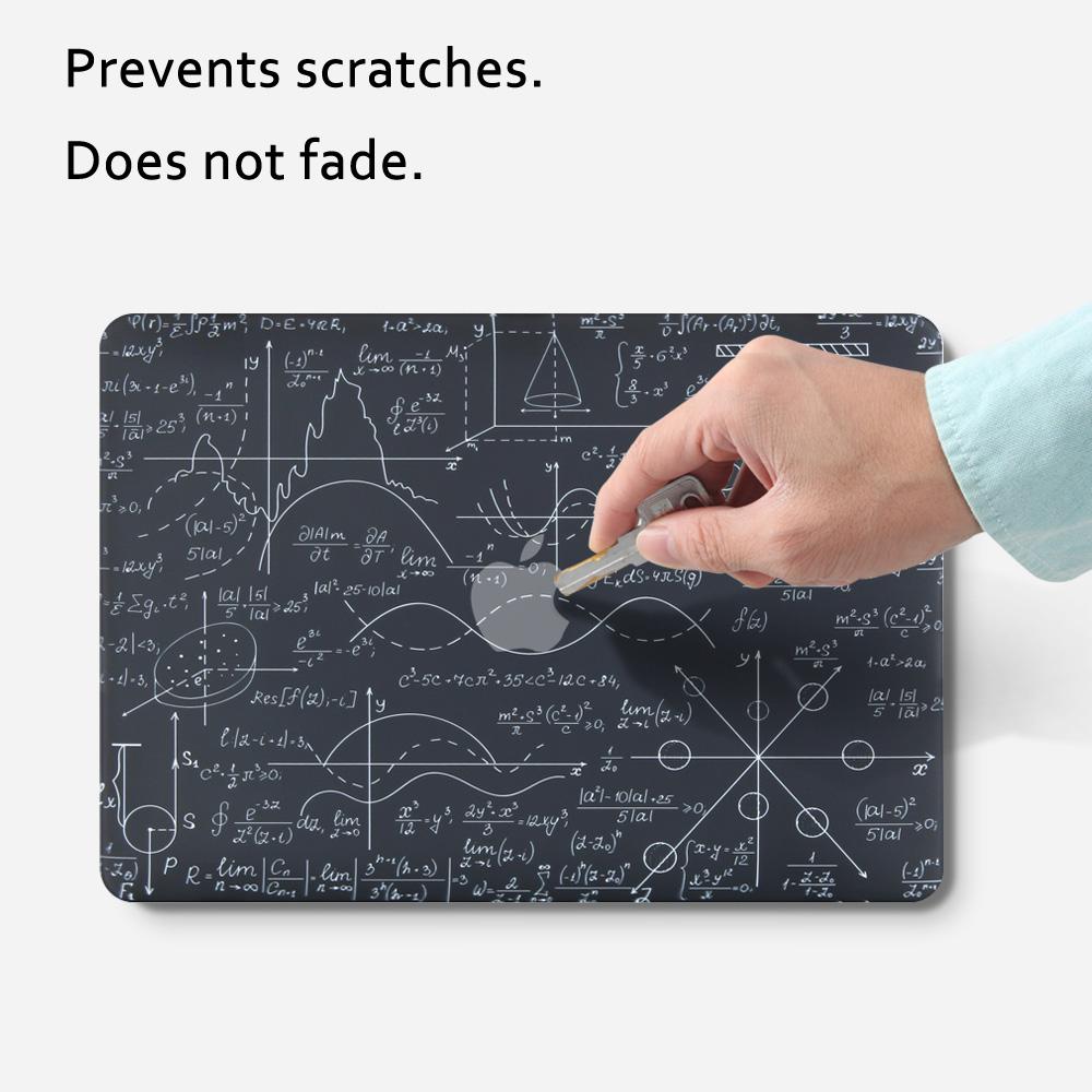Formula Printing Case for MacBook 17
