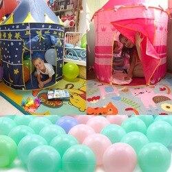 Dobrável crianças brinquedos tenda para oceano bolas crianças jogar bola piscina jogo ao ar livre grande tenda para crianças pit bola