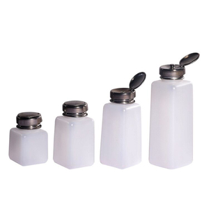 Image 5 - Bouteilles à pompe pour liquide, blanc, distributeur pour réparation de téléphones, dissolvant de colle, 120/180/ 200/ 250 ML, 1 pièce