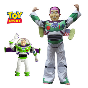 Toy Story 4 Buzz lightyear Cosplay Costume cosplay Kids Girls Uniform Shepherdess Halloween Party Costumes