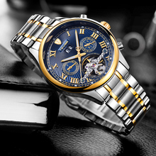 TEVISE Mens Automatic Mechanical Watch C