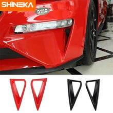 Shineka abs новейшие и популярные наружные дневные ходовые огсветильник