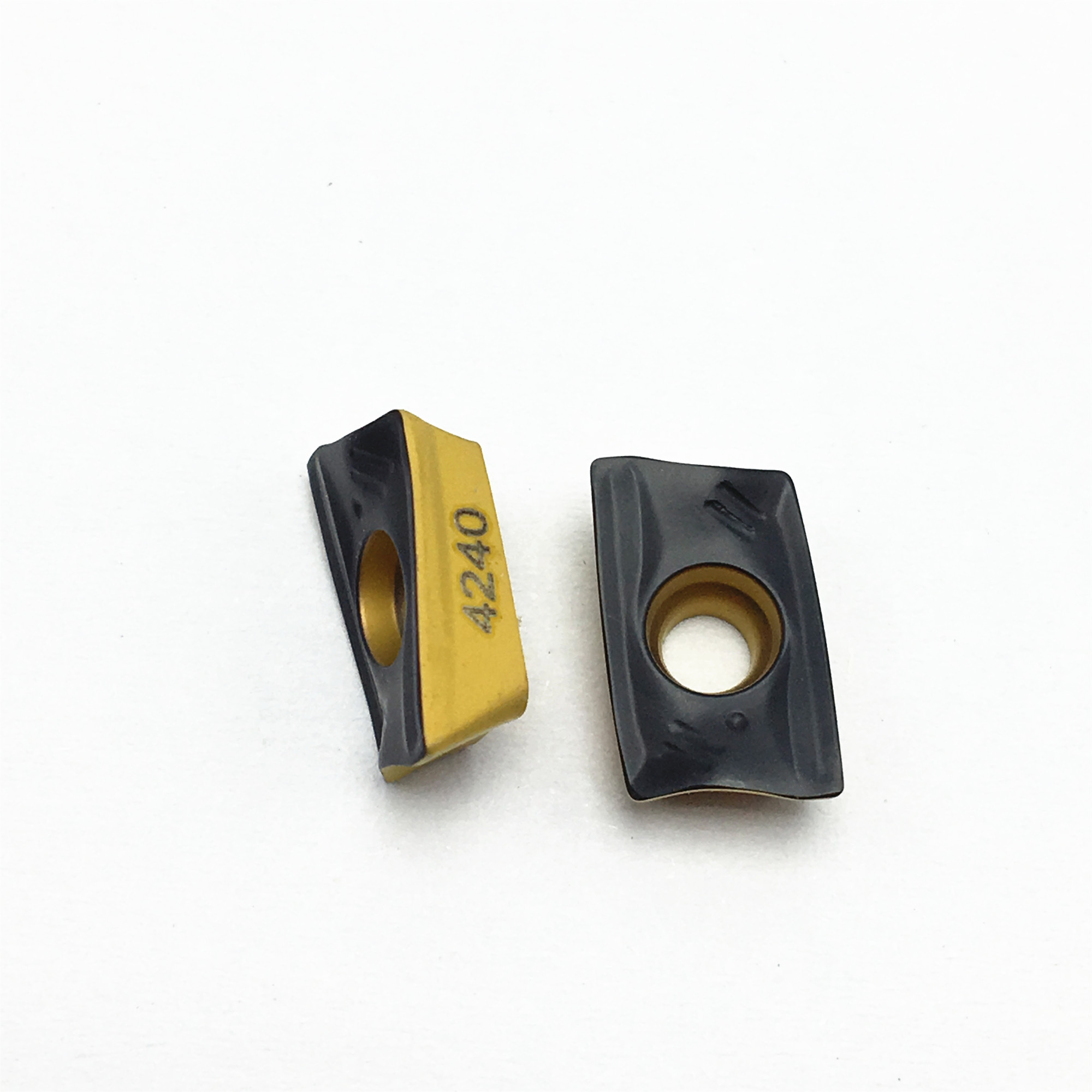 10pcs R390 11T308M-PM Grade 1130 carbide Milling cutting inserts carbide inserts