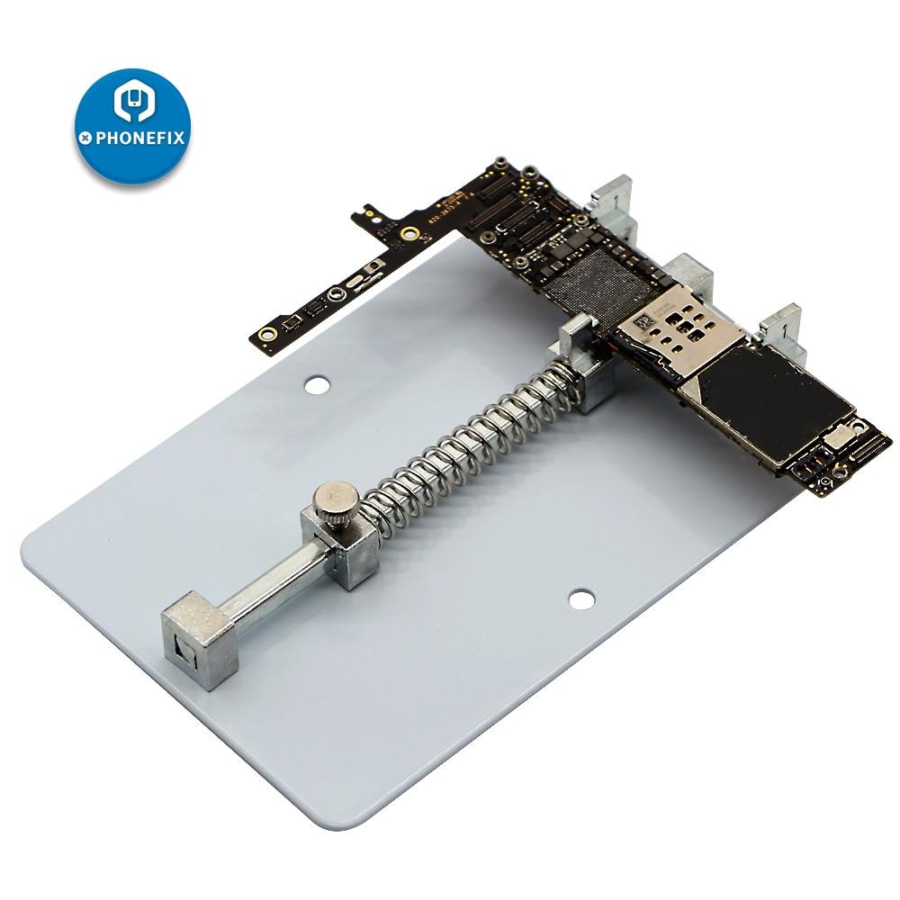 Universal PCB Soldering Repair Clamp Holder Mobile Phone Motherboard PCB Soldering Rework Platform For IPhone Repair Platform