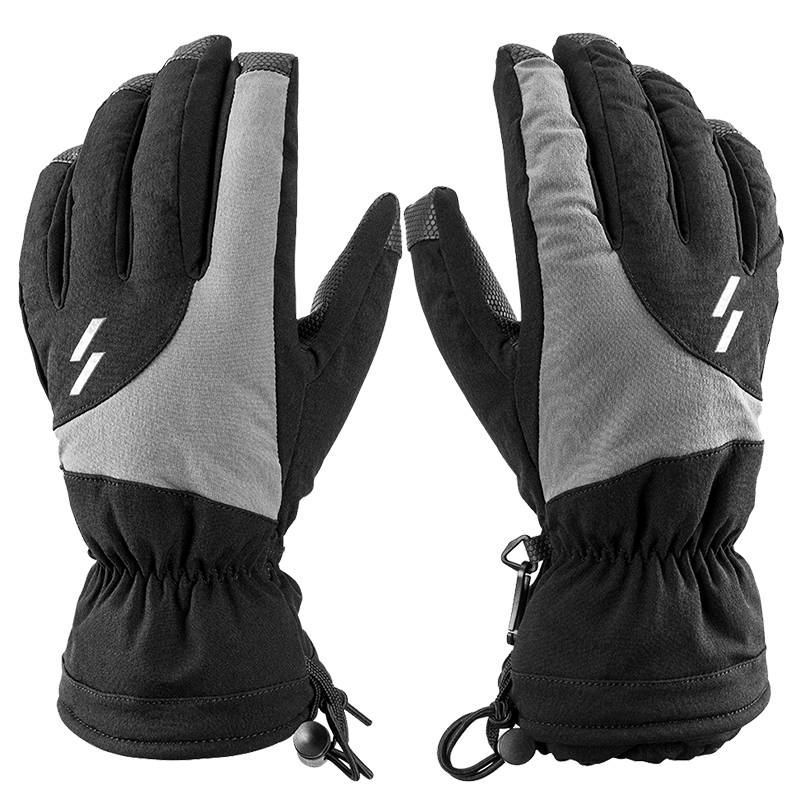Winter Warm Ski Gloves Men Women Windproof Gloves For Outdoor Sport Cycling Hiking Motorcycle Skiing