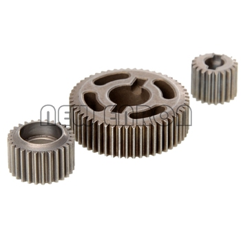 NEW ENRON 1Set Metal Transmission Gear set 20T/28T/53T RC 1/10 RGT EX86100 R86027 HSP 94180 Rock Cruiser Scale RC Crawler