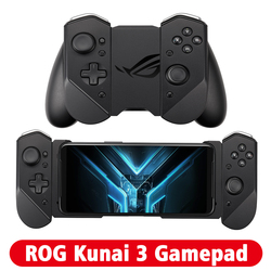Asus ROG Phone 3 Gamepad Game Controller Support 200+ games on Google Play Store 2.4Ghz USB Bluetooth Receiver ROG Kunai 3
