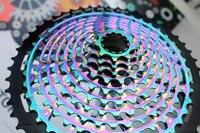 NEW MTB 11 Speed 9 50T Cassette Ultimate XD Cassette Rainbow 375g ULT Cassette Ultralight 11s Cassette 1299 k7 Colorful