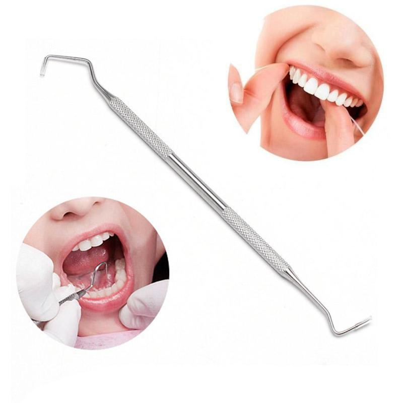 Dental Hygiene Tool Dentist Tartar Scraper Scaler Dental Equipment Calculus Plaque Remover Teeth Cleaning Oral Care Tool