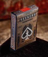 1 talia poszukiwacze rowerów karty do gry magiczne karty papier magiczna kategoria karty do pokera dla profesjonalnej kolekcji maga