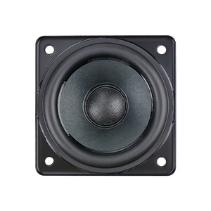 Image 5 - 3 calowy głośnik niskotonowy głośnik basowy 8OHM 20W neodymowy multimedialnych kina domowego pulpit gumowy głośnik dla SONY głośnik DIY 2 sztuk
