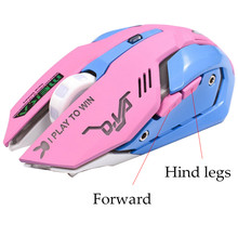 2.4G Mice Optical Mouse Cordless USB Receiver Computer Table Ergonomic Silent For PC Laptop Accessories Wireless