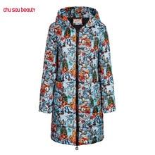 NEW long Winter Female Jacket High Quality Women Fashion Jac