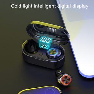 Image 4 - 2020 tw60 tw80 tws fone de ouvido sem fio bluetooth alta fidelidade estéreo volume controle toque display led mini fones para mulher menina