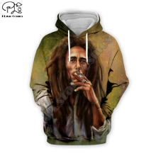 PLstar Cosmos Reggae Bob Marley Tracksuit Colorful 3DPrint Hoodie/Sweatshirt/Jacket/shirts Men Women hiphop casual new fashion Swag cool s-2