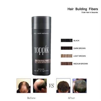 Hair Fibers Keratin Toppik Thickening Spray Hair Building Fibers 27.5g Loss Products Instant Wig Regrowth Powders 1