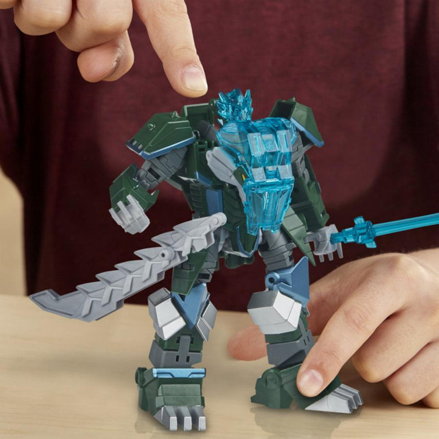 NEW Hasbro Transformers Bumblebee Cyberverse Adventures Ultra Thunderhowl 18cm Action & Toy Figures E7110 5