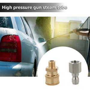 Quick-Release Nozzle Steam-Washer-Gun Female-Connector-Adapter Spray Snow-Foam-Pot High-Pressure