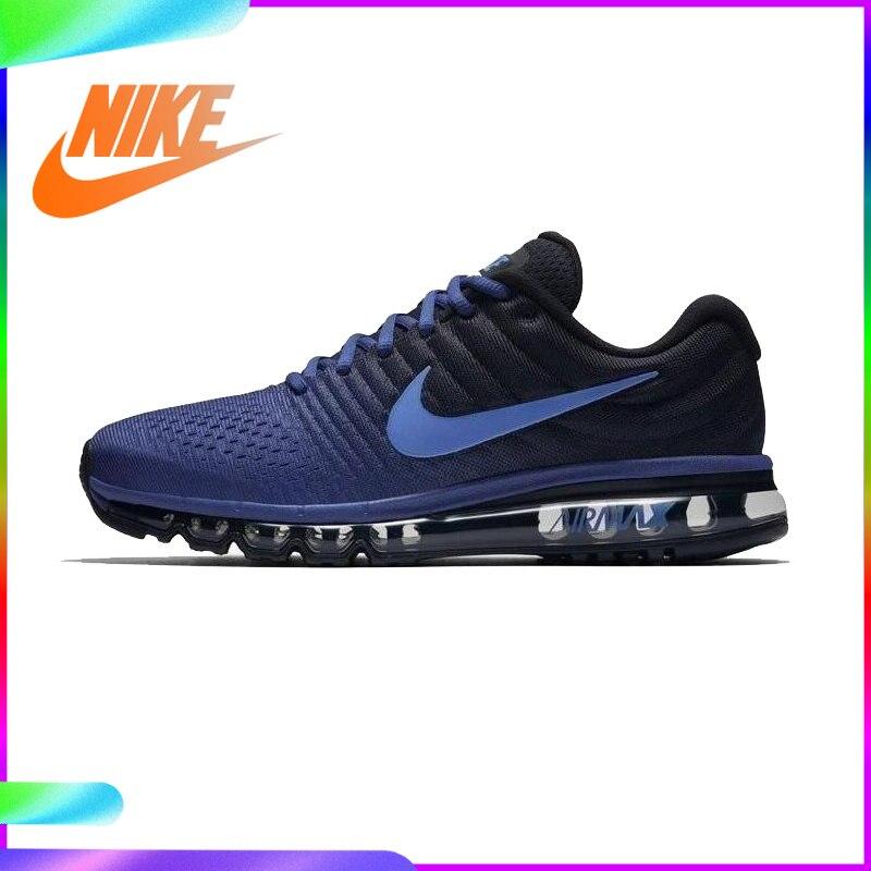 Nike AIR MAX hommes chaussures de course Sport baskets de plein AIR chaussures de Designer athlétique 2019 nouveau Jogging respirant à lacets 849559-001