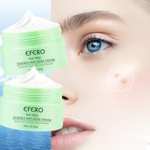 Day-Cream Skin-Care Tea-Tree-Essence Acne-Treatment Anti-Aging Moisturizing Natural EFERO