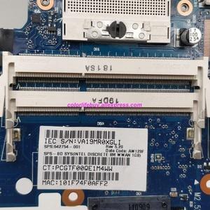 Image 3 - אמיתי 642754 001 1GB וידאו כרטיס מחשב נייד האם Mainboard עבור HP EliteBook 8460p עבור ProBook 6460b מחברת מחשב