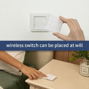 Image 3 - Aqara OPPLE Wireless Switch for Xiaomi Mijia Smart Home ZigBee 3.0  Wireless light Switch Work With Mijia HomeKit APP