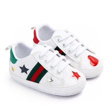 Sports Shoes Newborn Baby Sneakers Infant Toddler Soft Bottom Non-Slip