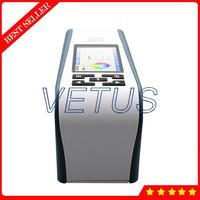 Portable Color Difference Meter Tester WF30 4mm Colorimeter with CIELAB CIELCH Display Mode three measuring light sources
