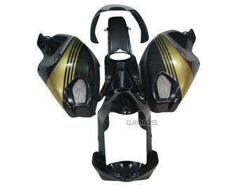 For Ducati 696 796 795 M1000 M1100 Monster 2009 2010 2011 Black Body Fairing Kit