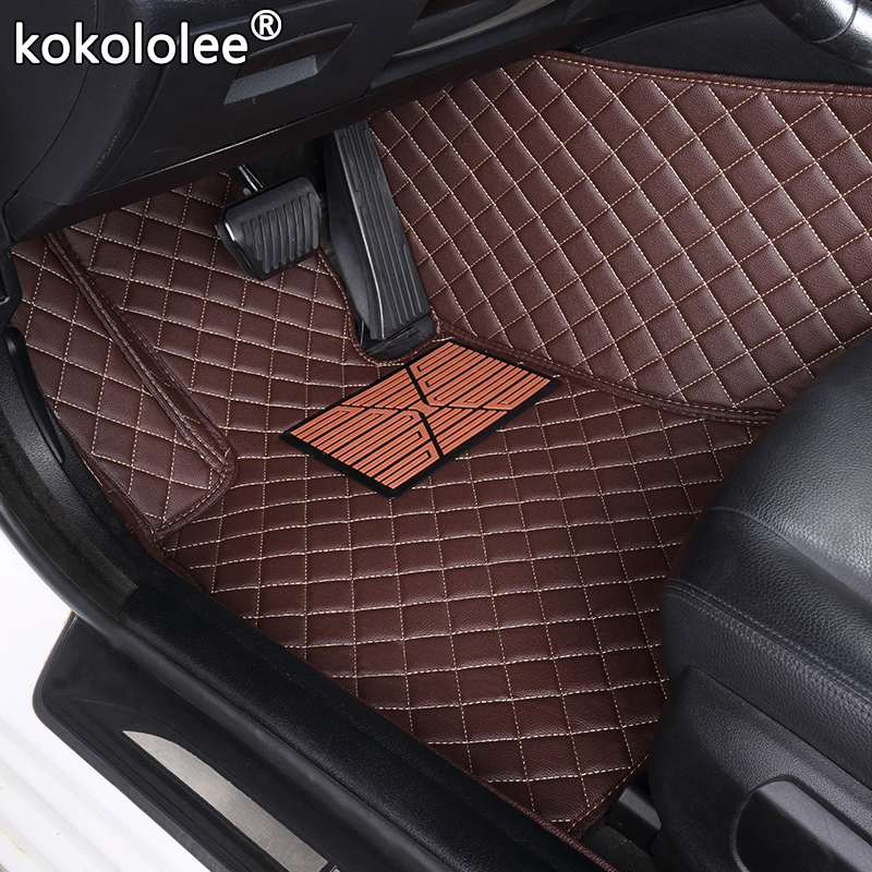 kokololee Custom car floor mats for <font><b>Mazda</b></font> All Models <font><b>mazda</b></font> 3 5 6 8 <font><b>CX</b></font>-5 <font><b>CX</b></font>-7 MX-5 <font><b>CX</b></font>-<font><b>9</b></font> <font><b>CX</b></font>-4 atenza car styling car <font><b>accessories</b></font> image