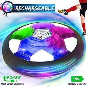 Hover Soccer Ball Development Toy Ball Toys Hovering Multi-surface Indoor Gliding Air Suspended Football Floating Football