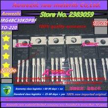 Aoweziic 2018 + 100% nuevo importado original IRG4BC30KDPBF IRG4BC30KD G4BC30KD 220 MOS efecto de campo tubo 28A 600V