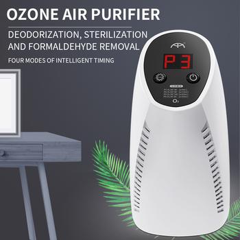 Generator ozonu oczyszczacz powietrza przenośny ozonizator sterylizator leczenie ozon dodatek do formaldehydu Generator ozonu ozonizator powietrza tanie i dobre opinie OLOEY 50m³ h CN (pochodzenie) 21-30㎡ Przenośne 99 00 99 90 ≤30dB Usuwania formaldehydu Standardowy Air Purifier