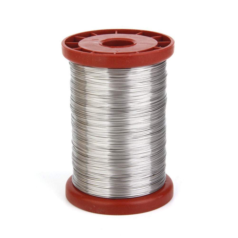 0.5mm 500G Stainless Steel Wire For Hive Frames Beekeeping Tool