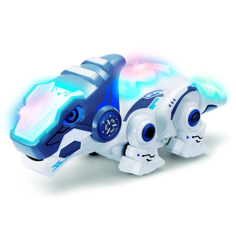 Douyin Smart Chameleon Children Electric Remote Control Robot Pet Gift Strange New Toy 777-618