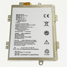 3.8v 2240mah icp37/54/72sa/365371plv para zte telstra 4gx plus a462 bateria