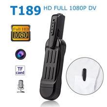 HD 1080P Mini kamera DVR kalem kamera mikro Video kaydedici kamera geniş açı hareket algılama kamerası mikro spor kamerası SQ11 SQ13