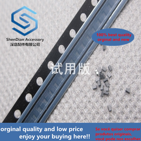 50pcs 100% Orginal New SMD ESD TVS Protection Tube Model: ESD9X5VA Package: FBP-02C 100 Pcs 15 Yuan
