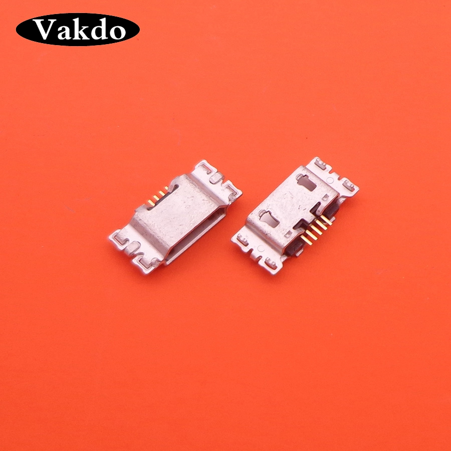 10pcs For Nokia 6 TA-1033 TA-1039 TA-1021 TA-1025 TA-1000 TA-1003 Charge Port Connector Micro Usb Jack Socket Power Plug Dock