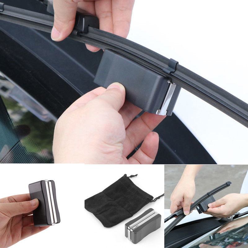 car windshield wiper blade refurbishment repair tool FOR ford focus 3 kia sportage 2017 toyota chr skoda octavia suzuki jimny-in Car Tax Disc Holders from Automobiles & Motorcycles